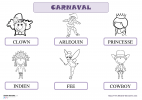 01 VOCABULAIRE CARNAVAL 1