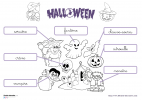 02 VOCABULAIRE HALLOWEEN