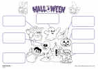 03 VOCABULAIRE HALLOWEEN